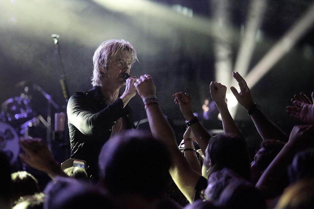 Duff McKagan von Guns N'Roses (Foto: Christian Düringer)