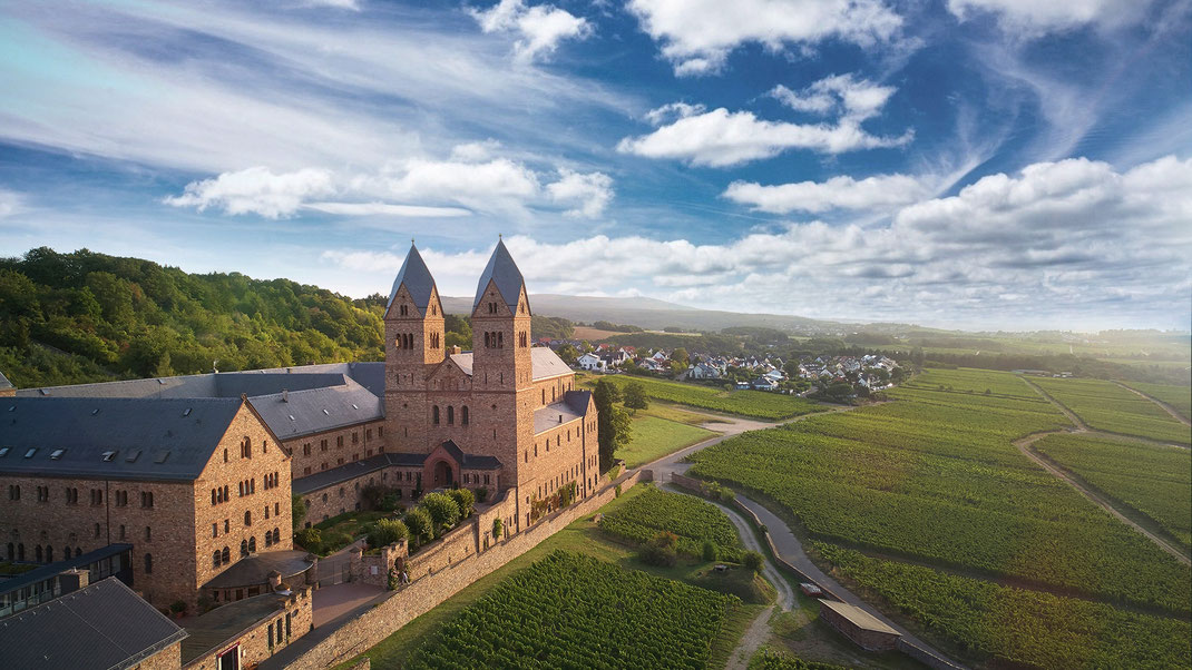 Kloster St. Hildegard/Rheingau (© Christian Düringer)