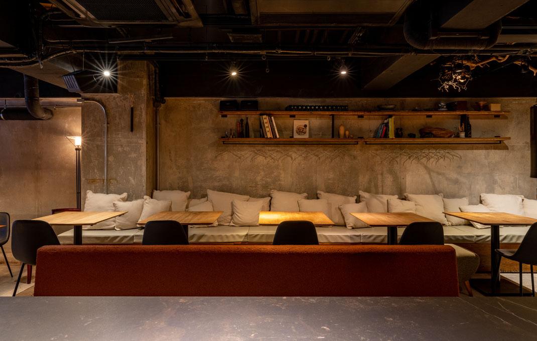 ONZORO フレンチ レストラン