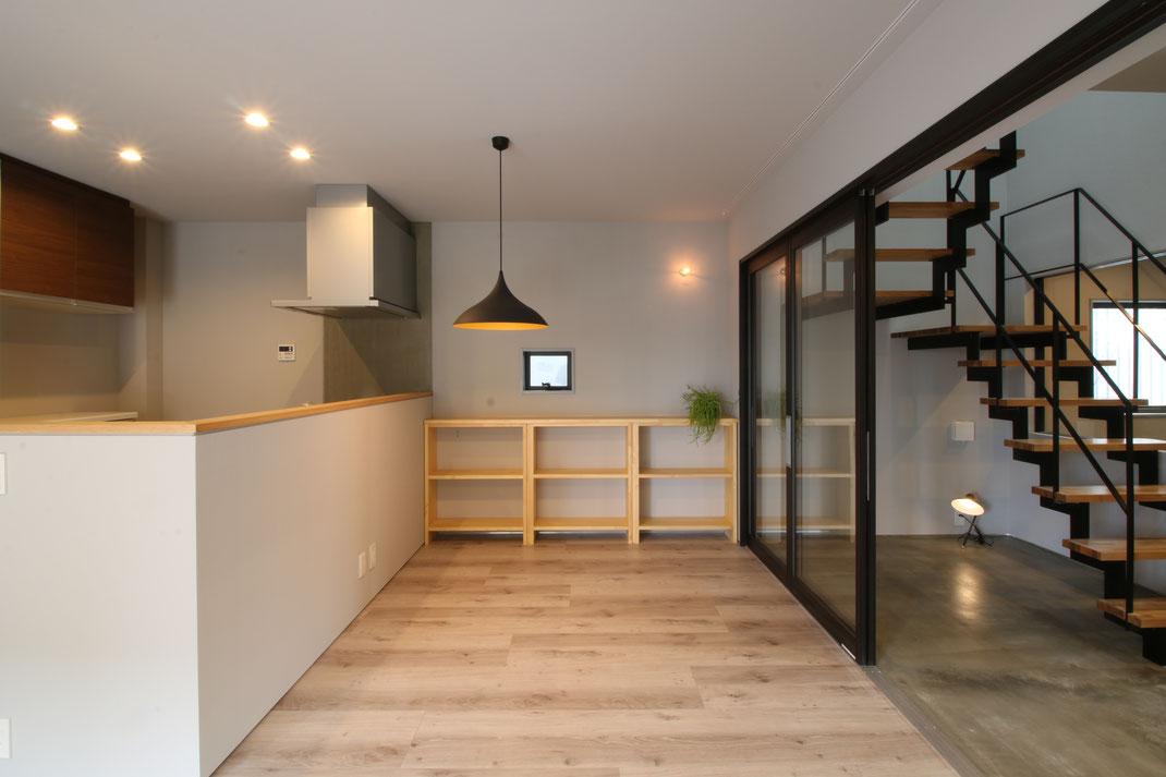 リノベーション・空間デザイン ダイニング・キッチン