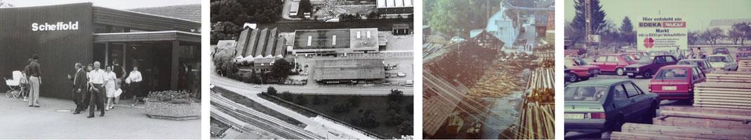 Parketthaus Scheffold Historie 1970-1995