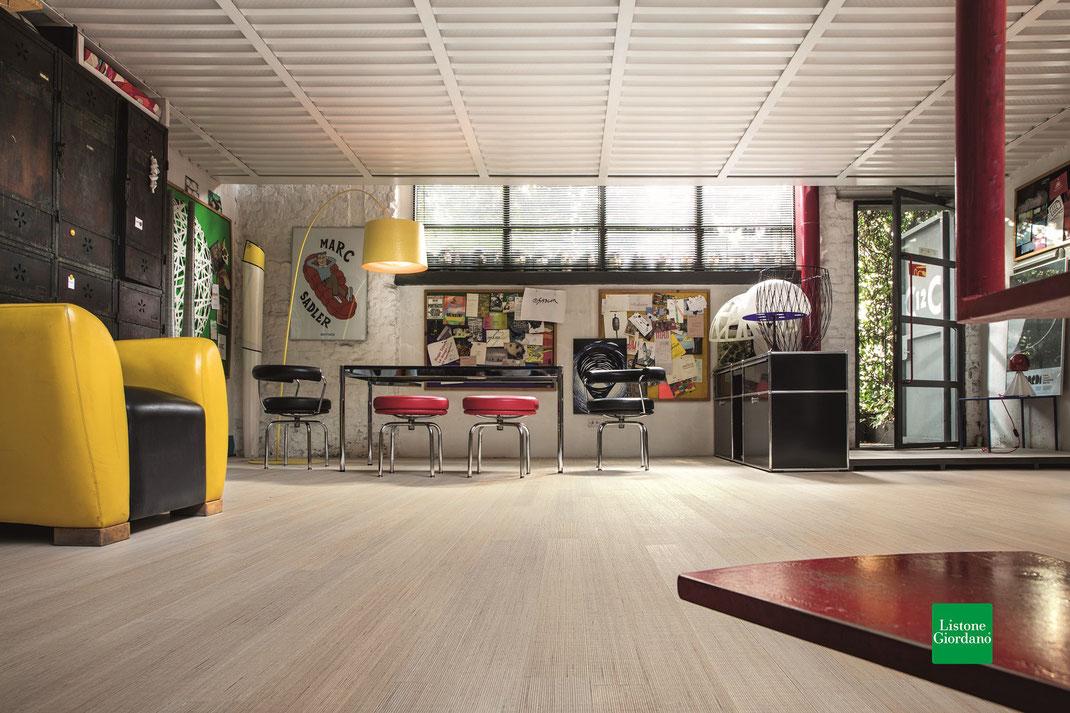 Parketthaus Scheffold Aktuelles Margaritelli - Custom made für exklusive Shops