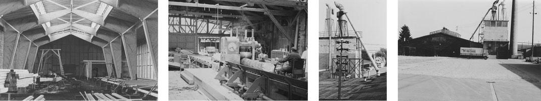 Parketthaus Scheffold Historie 1950-1970
