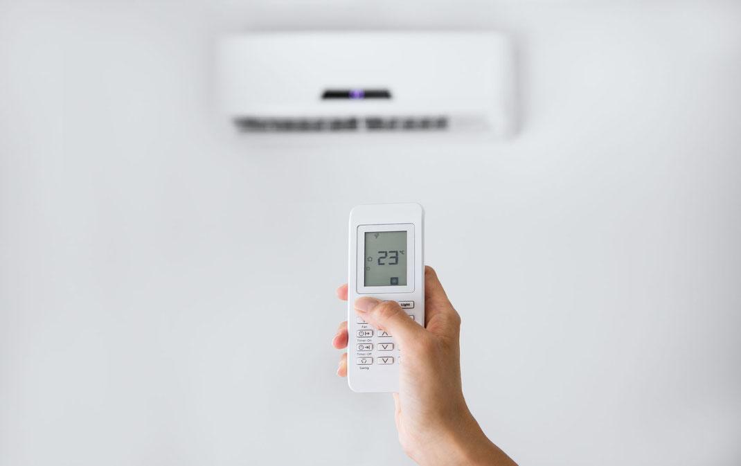 climatizzatore con funzione di deumidificatore