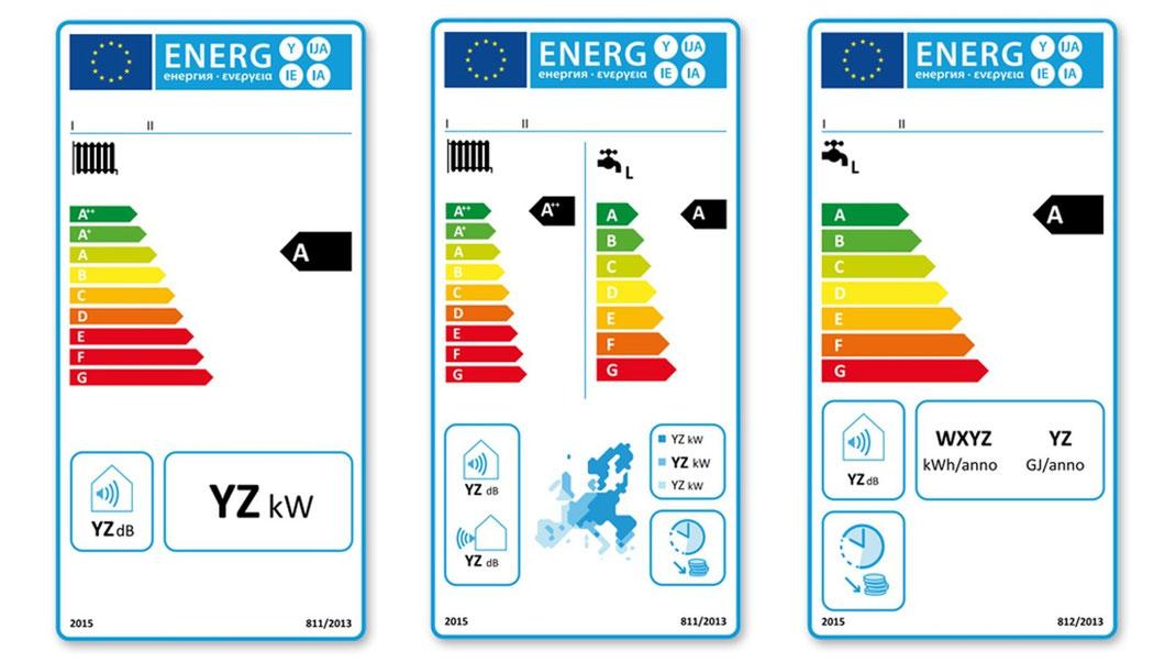 etichetta energetica caldaia a torino