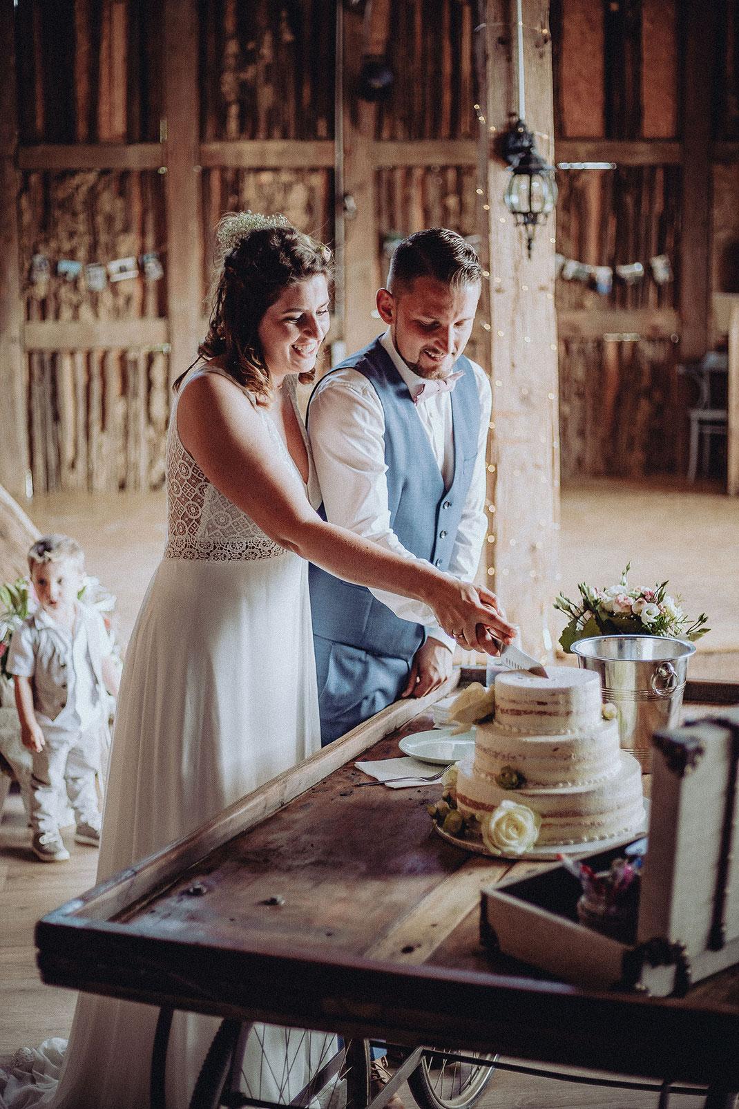 Heiraten in der Feldscheune Schöbendorf