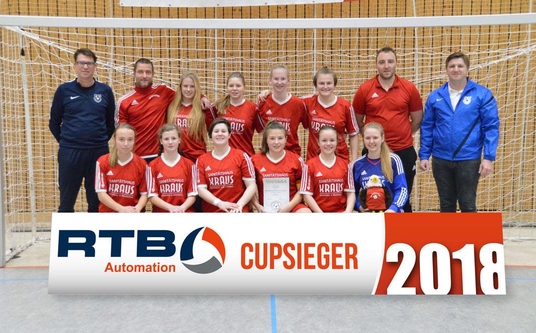 Sieger 2018: SV Geiersthal