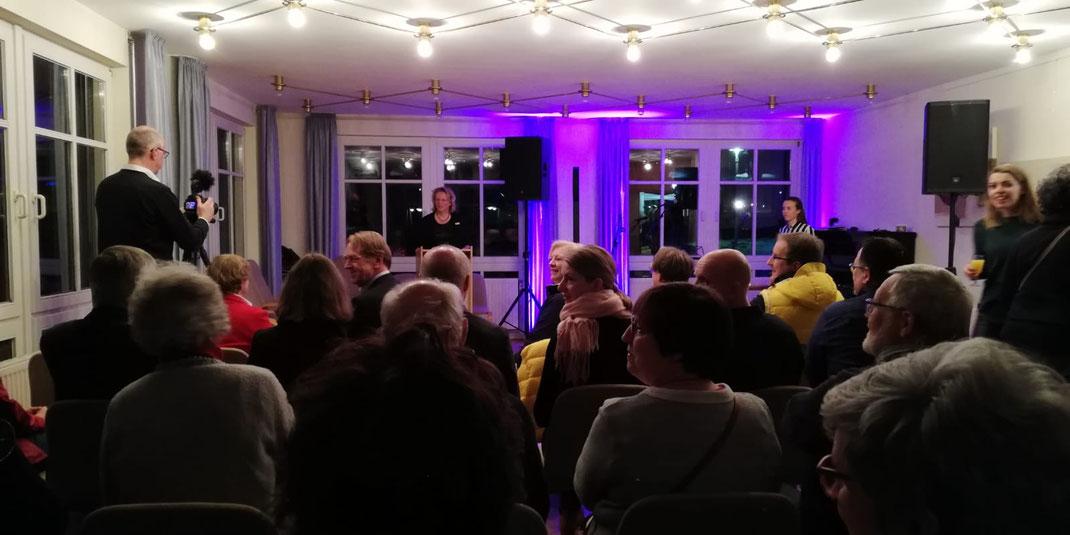 VIP Emfpang des Rotary Clubs Uelsen-Coevorden
