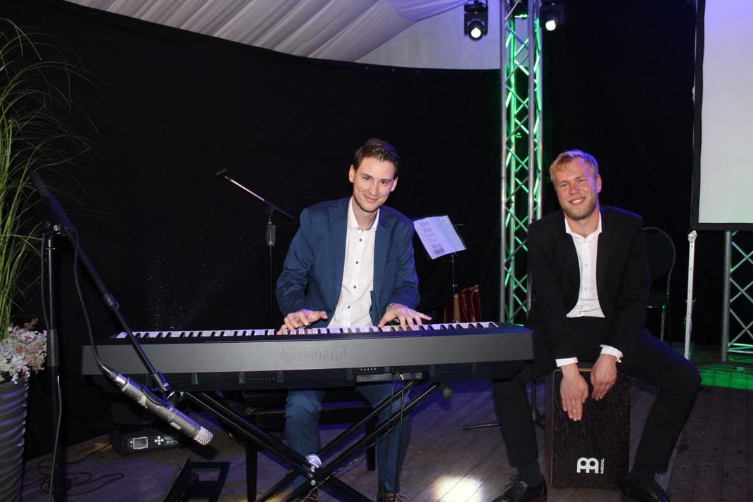 Tom Wolf, Jörn Wolters, Gala Auftritt SV Vorwärts Nordhorn