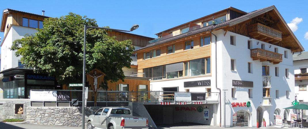 BauArt Weiss Sylvester-Jordan-Straße Axams Immobilien