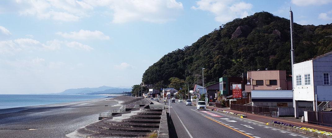 熊野市有馬、金山、久生屋町地区写真