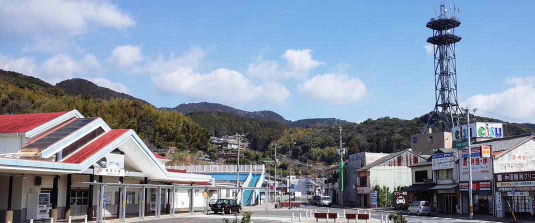 熊野市木本、井戸地区写真