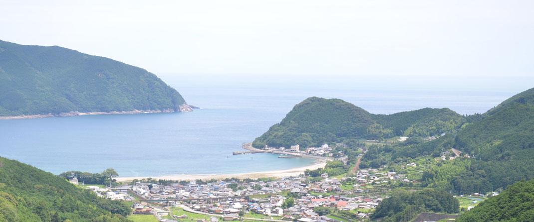 熊野市海岸部エリア写真