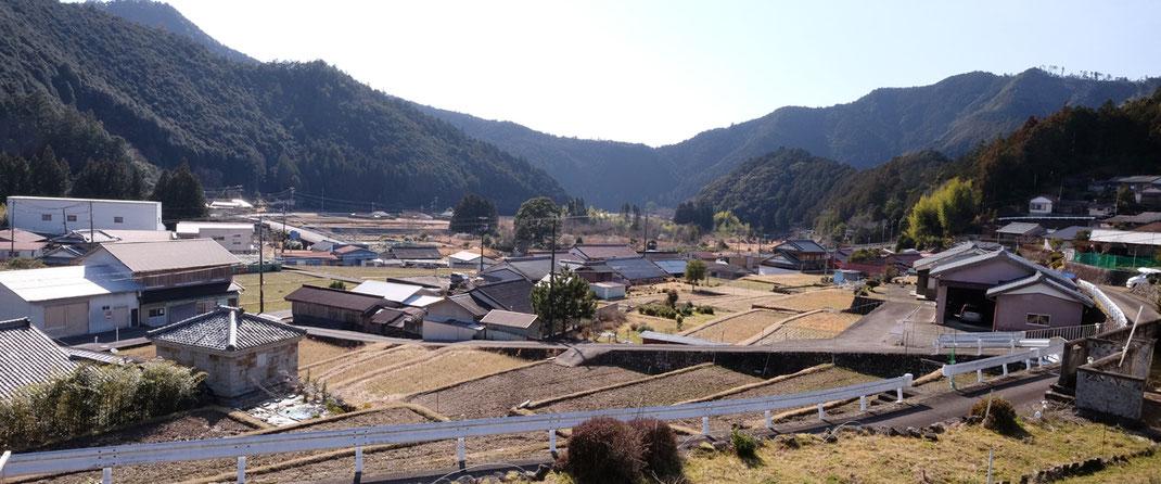 熊野市飛鳥、五郷町写真