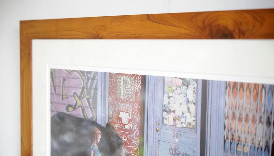 Nick Walker(ニックウォーカー)Love Vandalの額装画像2