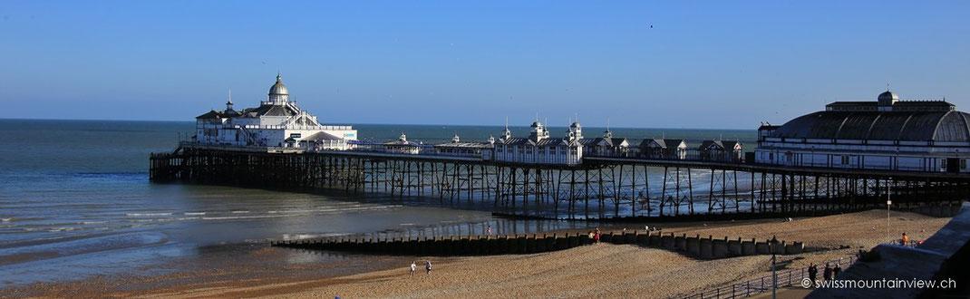 England - Reise entlang der Südküste - April 2013