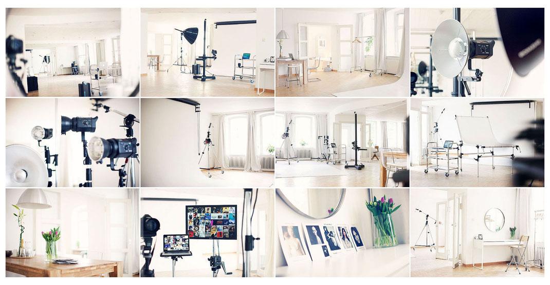 Fotostudio mieten in Osnabrück für Fotoshootings, Workshops und Seminare