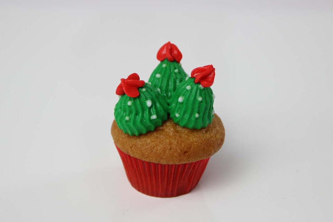 Kaktus Cupcakes