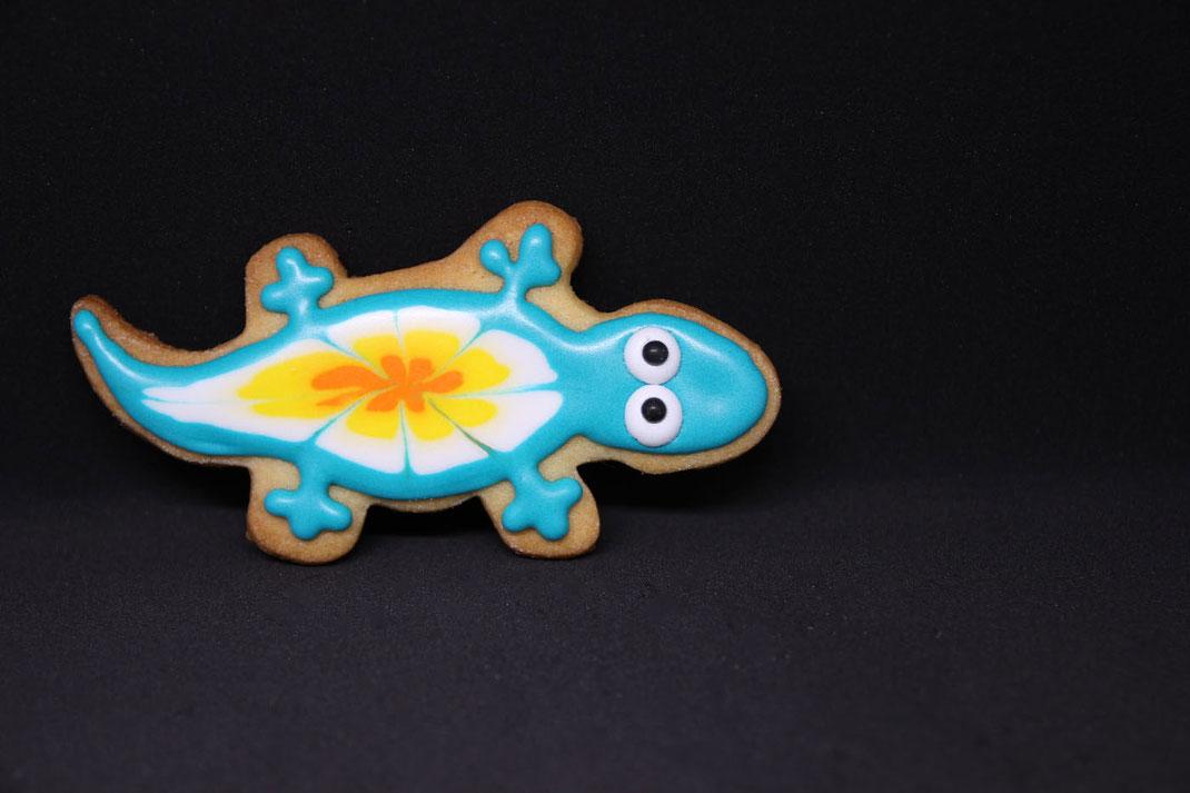 Salamander Kekse