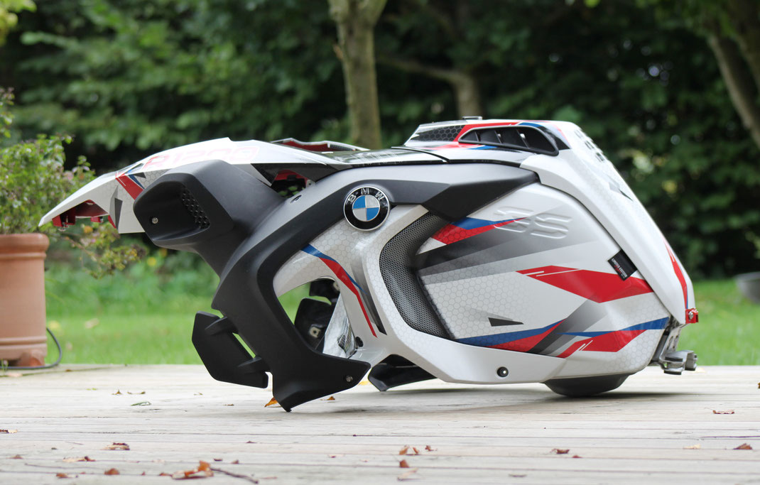 Folierung Design Dekor STEALTH UNIT für BMW R1200GS k50 und K51 Adventure wassergekühlt