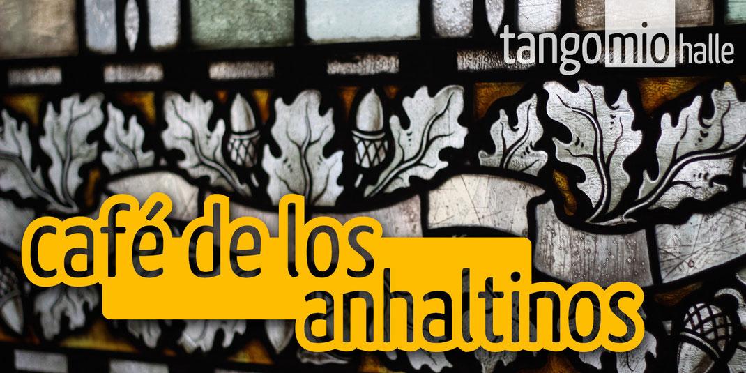 Café de los Anhaltinos - Übungsveranstaltung für Tango-Argentino in Halle (Saale)