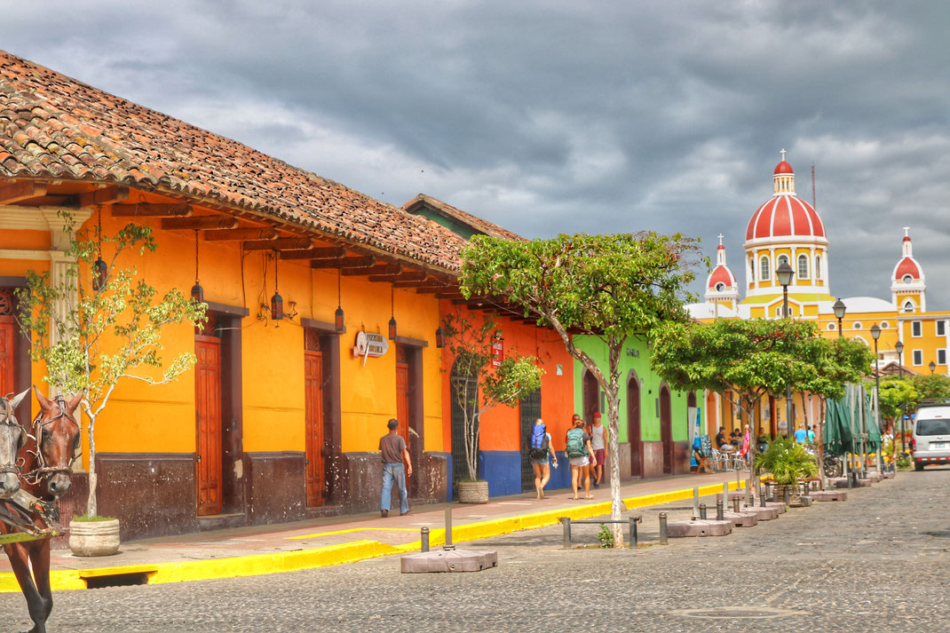Nicaragua Ausflüge, Nicaragua Reise buchen, Rundreise Nicaragua