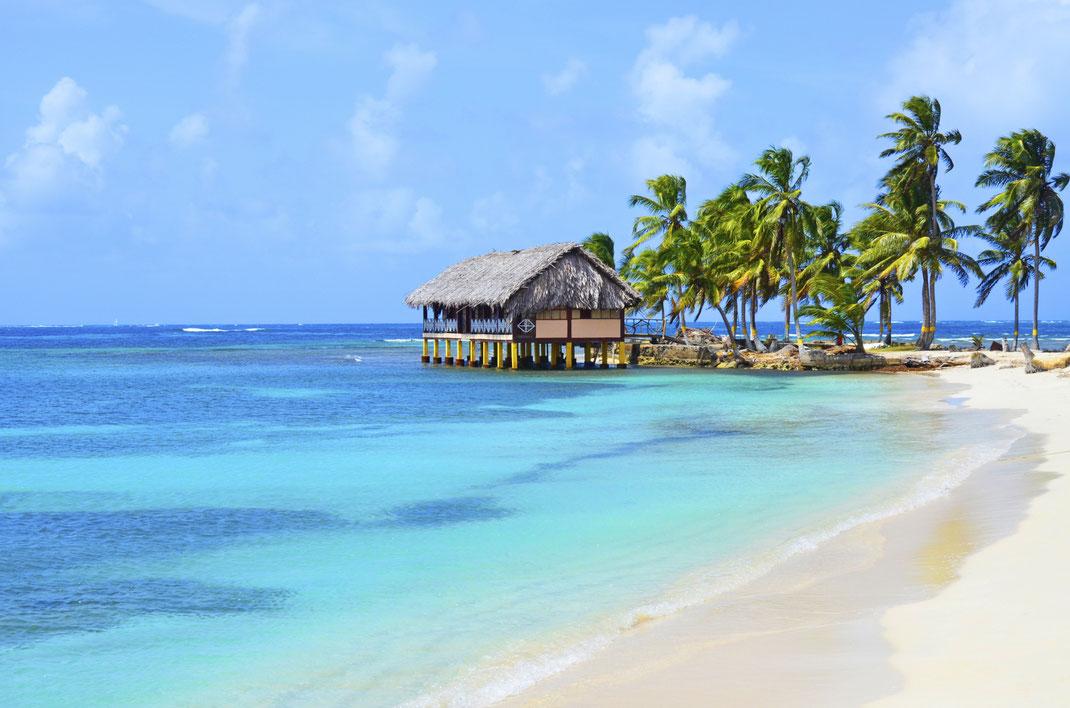 Panama Strände, Panama Reise buchen, Panamareise, Panama Rundreise