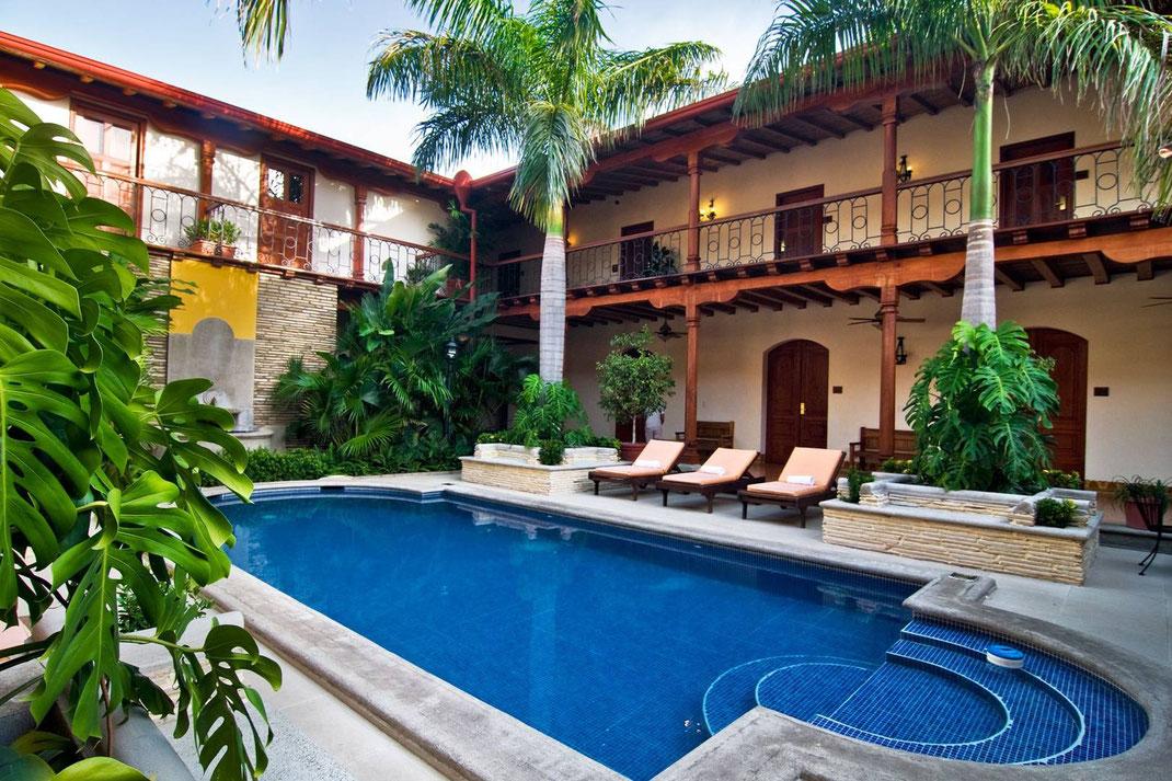 Nicaragua Hotel, Nicaragua übernachten, Reisen in Nicaragua