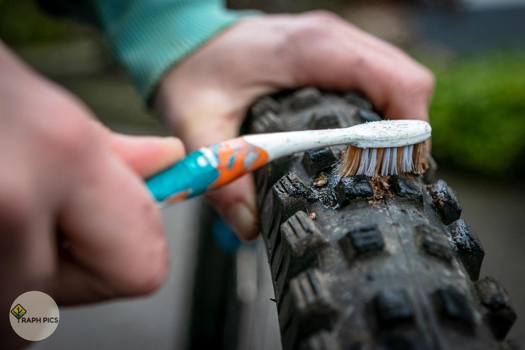 Neuseeland Zahnbürste
