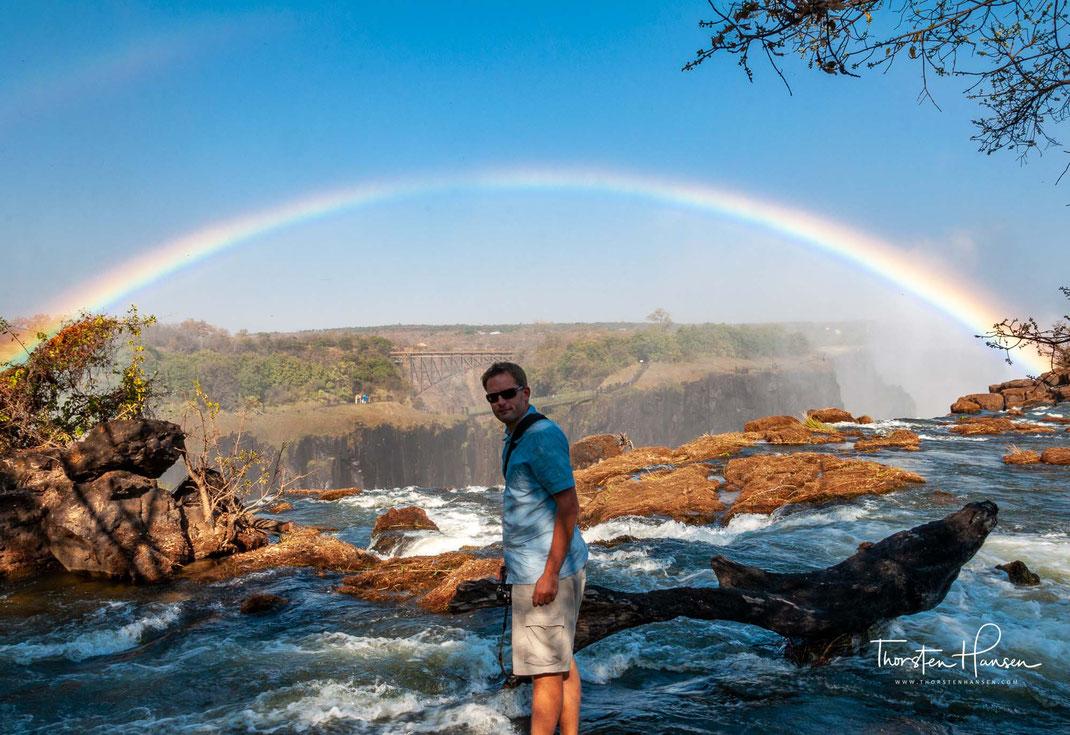 Meine Höhepunkte in Sambia -  Die vielleicht schönsten Wasserfälle der Welt - die beeindruckenden Victoria Falls und der Lower Zambesi NP Die einzigartige afrikanische Tierwelt im South Luangwa und im Kafue Nationalpark erleben Die größte Säugetiermigrati