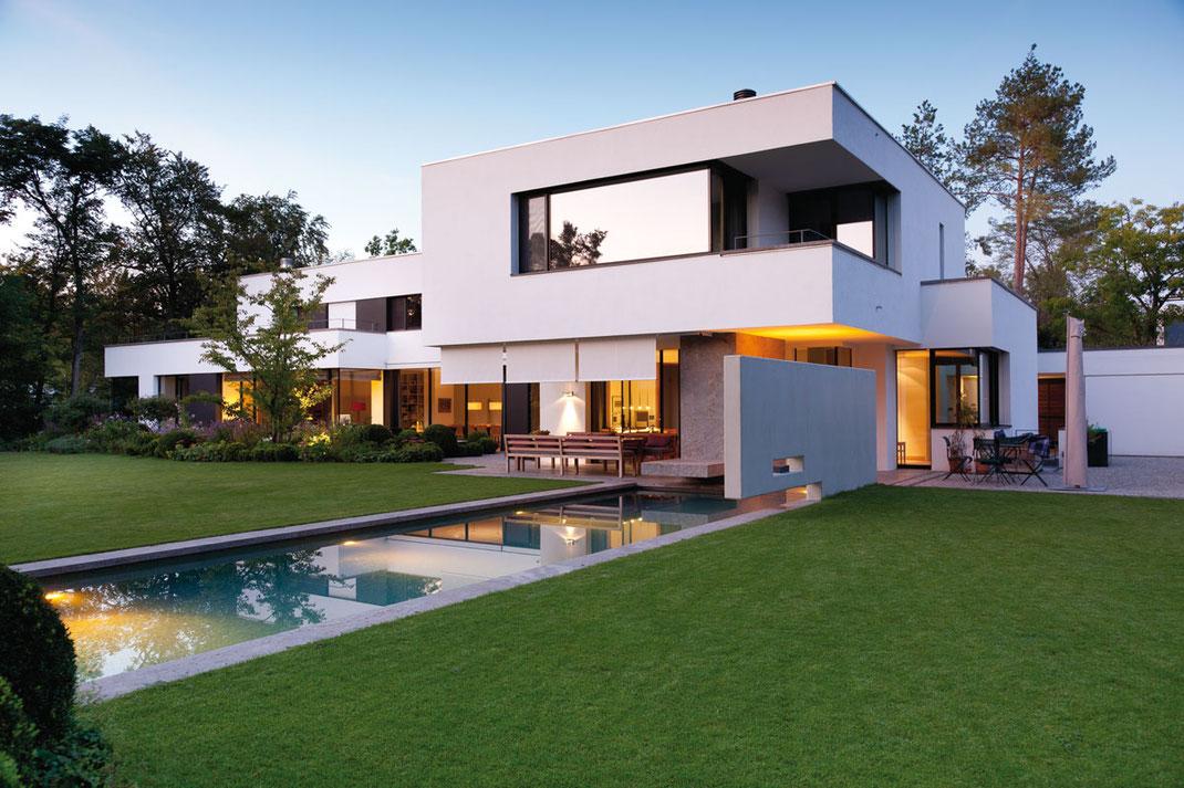 Architektenhaus, Architektur von Stephan Maria Lang