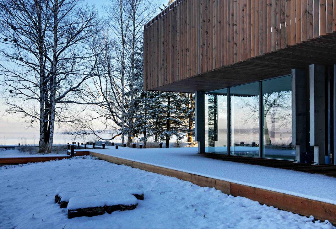 Architektenhaus, Steg, Architektur von Stephan Maria Lang