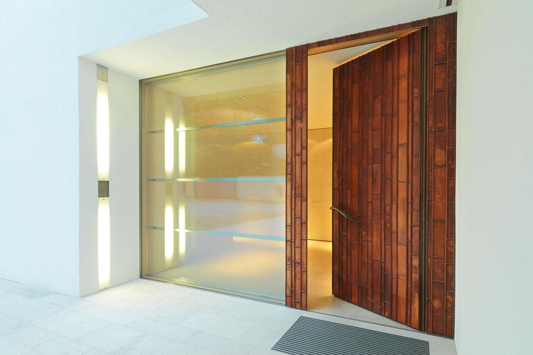 Design Interior, Tür, Architektur von Stephan Maria Lang