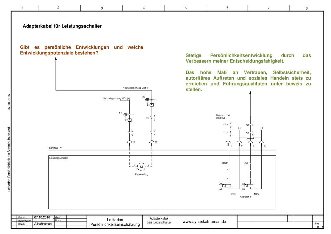 Wunderbar 30 A Leistungsschalter Schaltplan Ideen - Elektrische ...