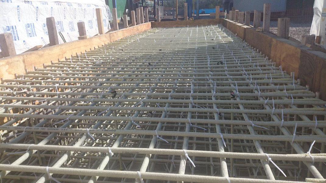 Ventajas de las Varillas de FRP en la construcción