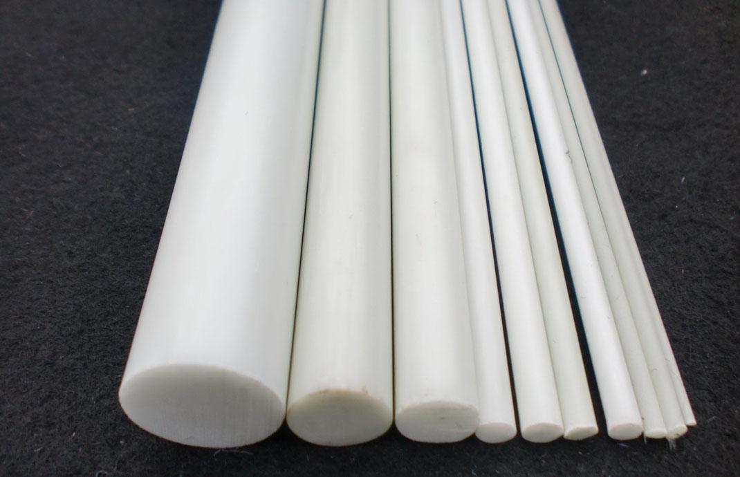 ¿Cuándo utilizar barras de refuerzo de fibra de vidrio?