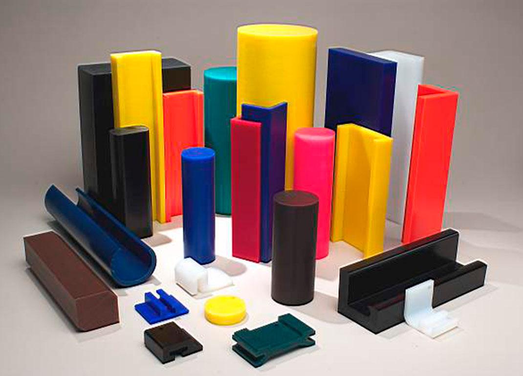 Usos de los plásticos industriales técnicos
