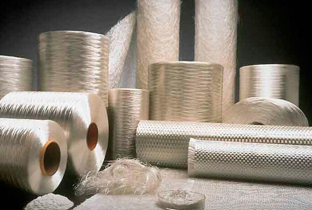 Materias primas para fabricar FRP plásticos reforzados por fibras