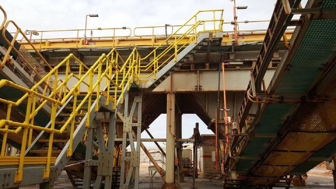 FRP Solución a lo problemas de corrosión para la industria Química y Petrolífera