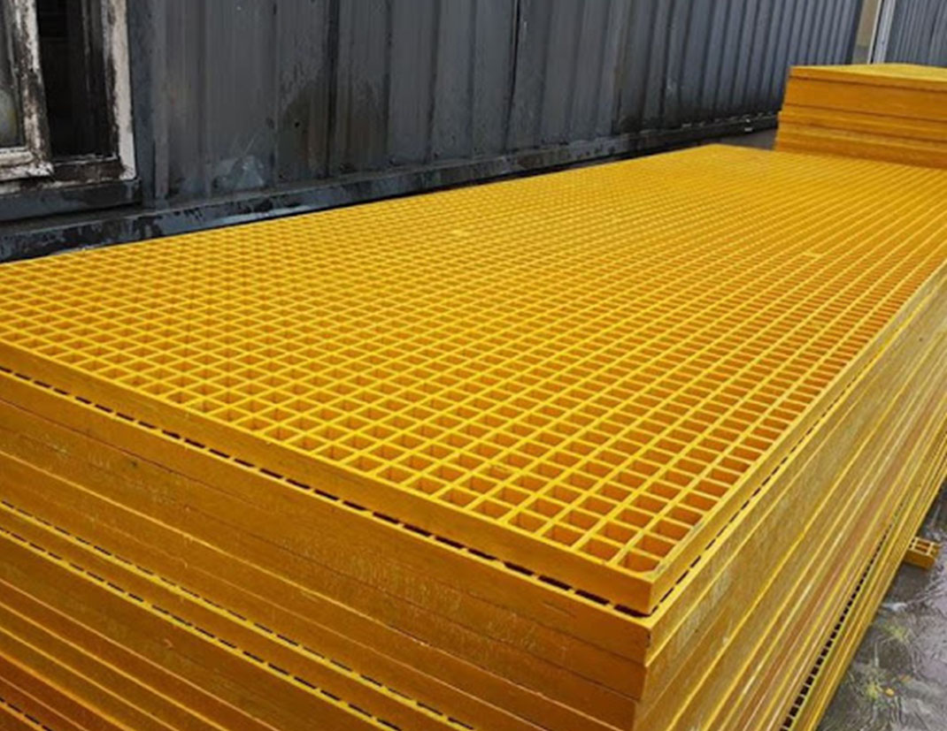 Proveedor de Rejilla Irving FRP Plasticos Reforzados por Fibras Moldeada en Mexico