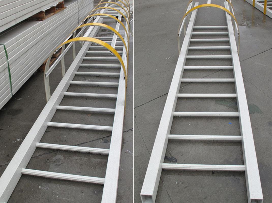 Escaleras de FRP inoxidable FABRICACIÓN y VENTA