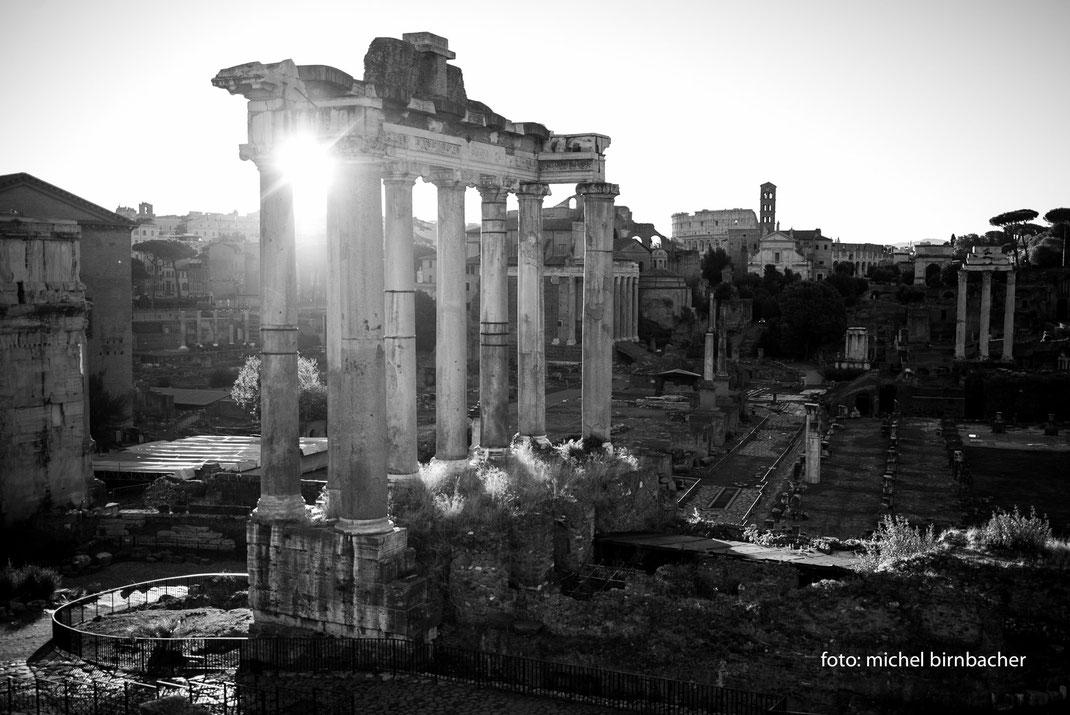Forum Romanum, Leica M Monochrom (Typ 246), 35mm