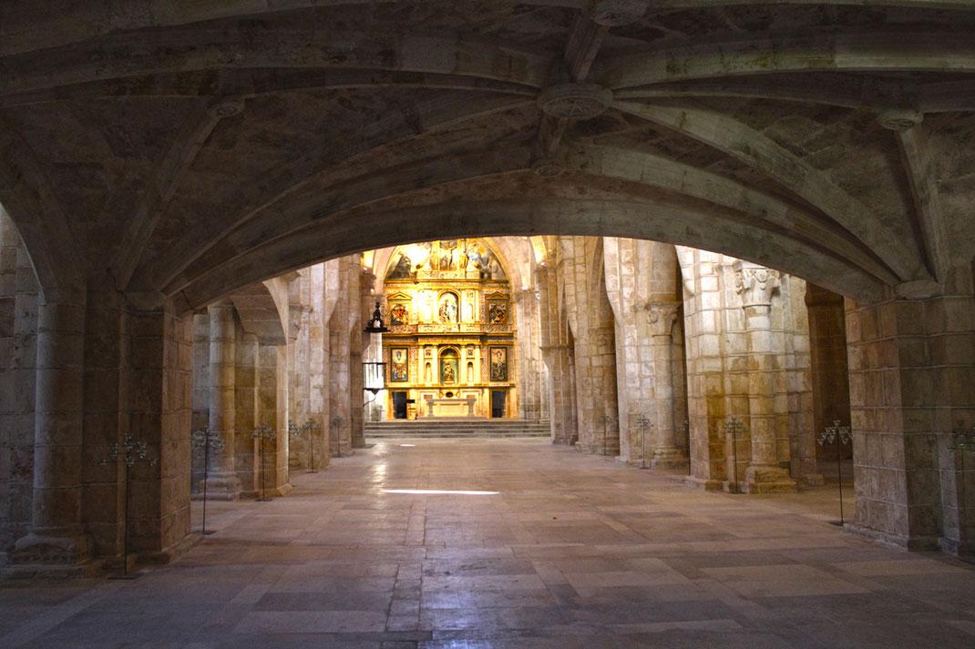 Monasterio de Santa María, Sacramenia