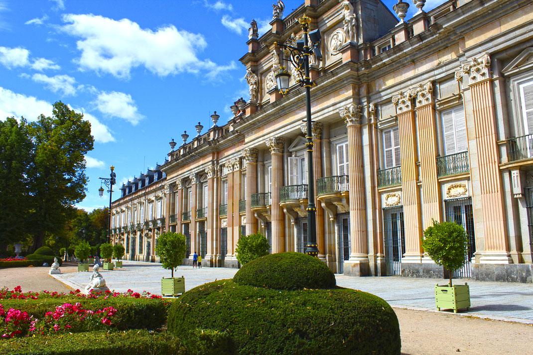 Palacio Real del Real Sitio de San Ildefonso La Granja