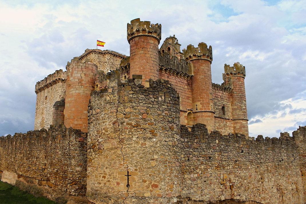 Castillo Turégano, Segovia