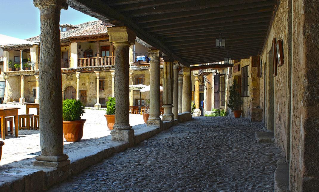 Plaza de Pedraza