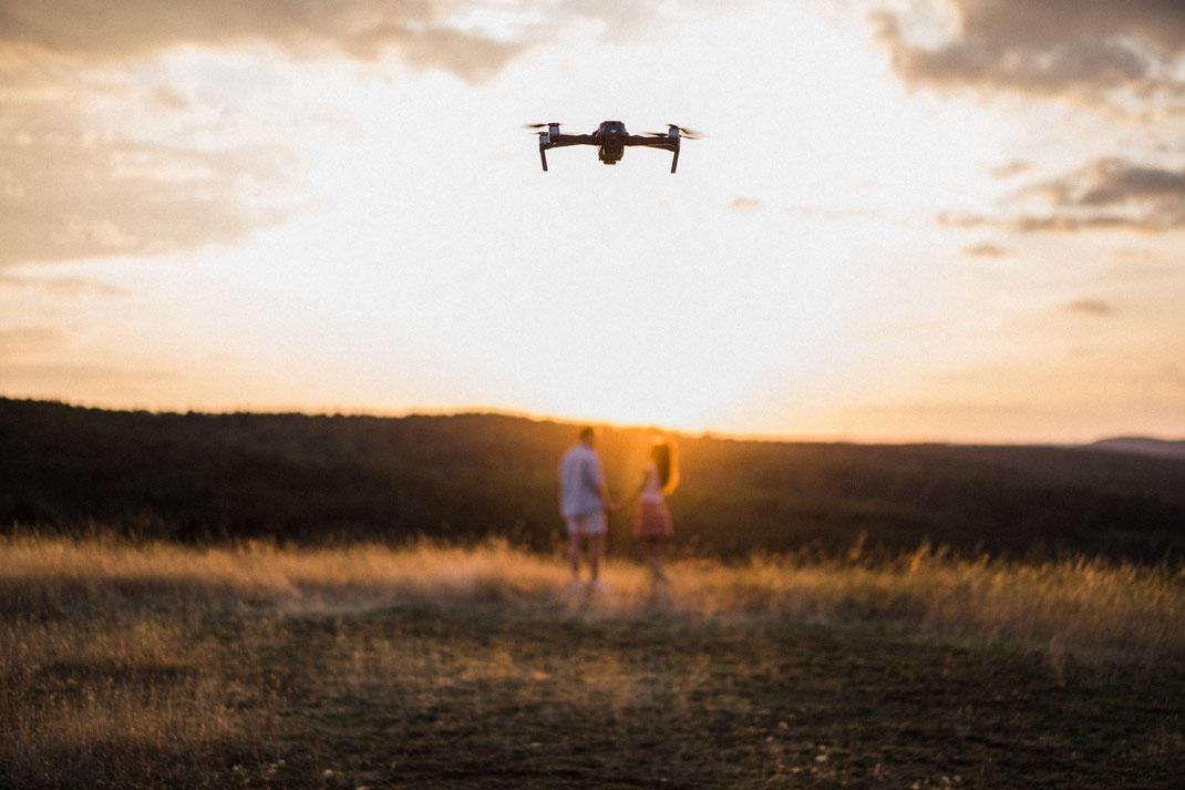 Hochzeitsfotograf Gießen Fotograf Timo Barwitzki Drohnenfotografie Drohnenaufnahmen