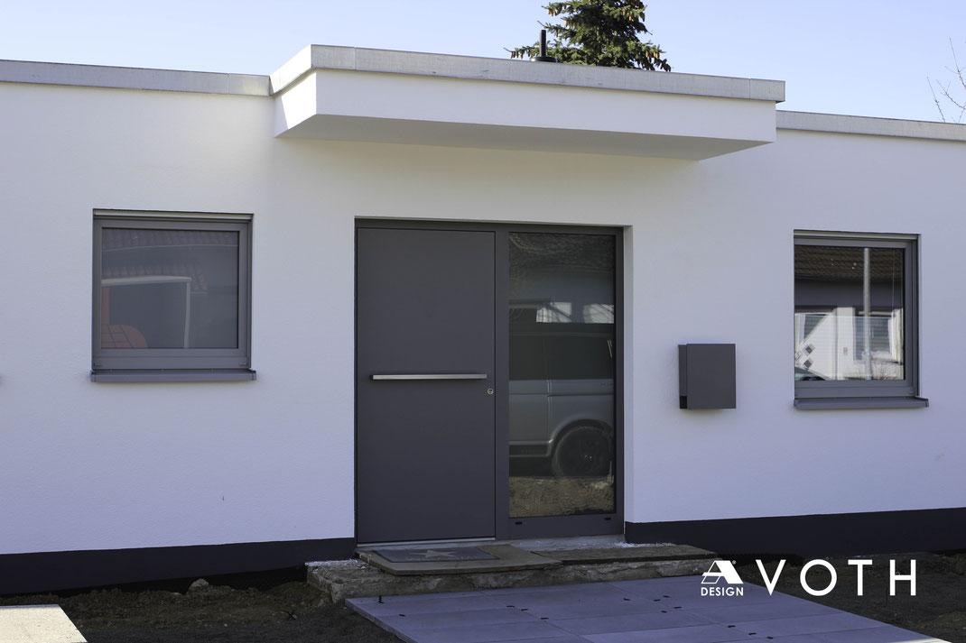 Inotherm Haustüren von Schüco in Düren, Aachen und Köln