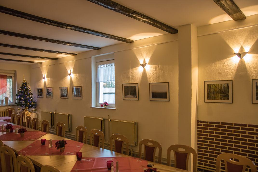 Bilderausstellung im Kastanienhof Schildow