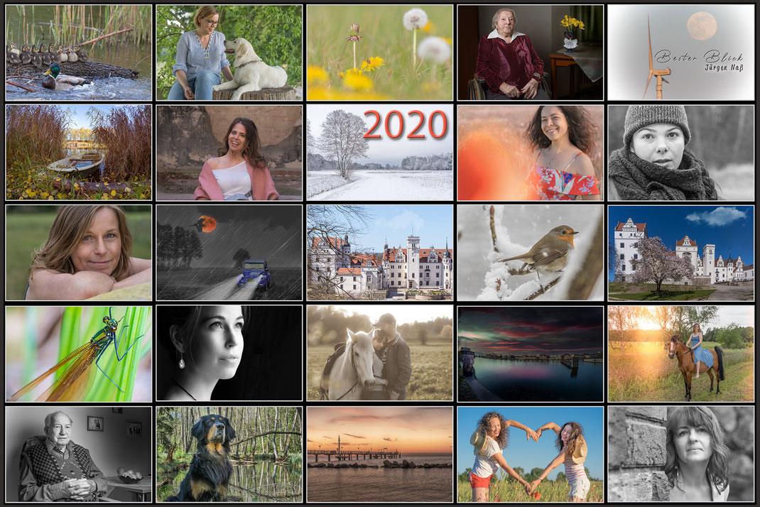 Das Fotojahr 2020 im Rückblick